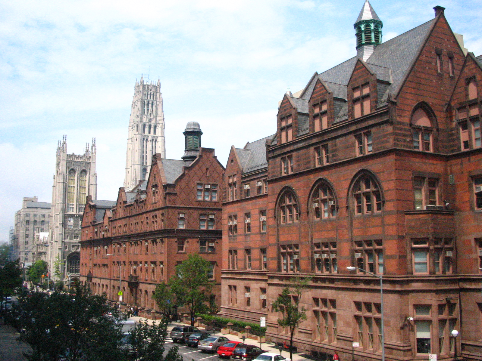 """Doing and Undergoing"" Teachers College Columbia University, May-Dec"